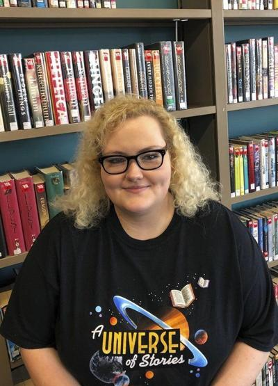 Library worker receives scholarship to help obtain certification