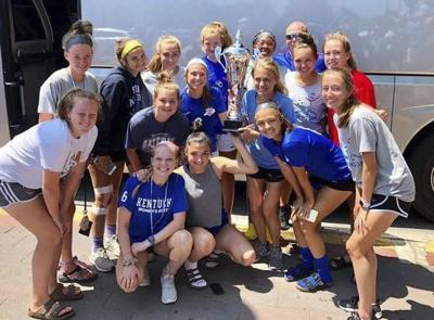 Corbin girl competes in Italy soccer tournament
