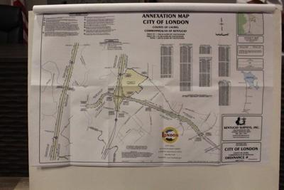 London City Council approves annexation by hospital and Exit 29 in southern Laurel County