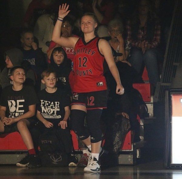 READY TO BALL:<span>Whitley County Colonels, Lady Colonels basketball teams put on a show during Meet theColonels</span>