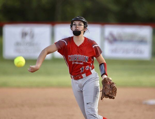 Lady Redhounds hang on for 2-1 win over South Laurel