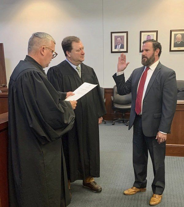Reeves appointed<span>Domestic Relations Commissioner for the 34th Judicial Circuit</span>