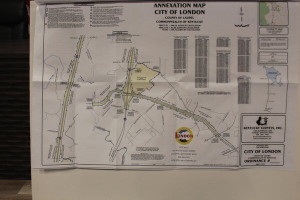 Londonproposes annex near hospital and Exit 29