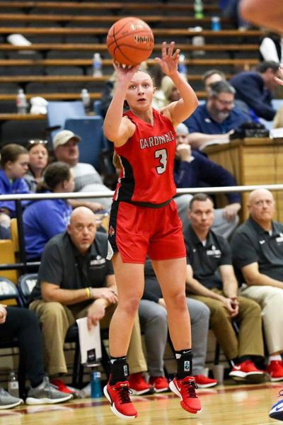 Partially torn PCL ends South Laurel senior Ally Collett's high school basketball career