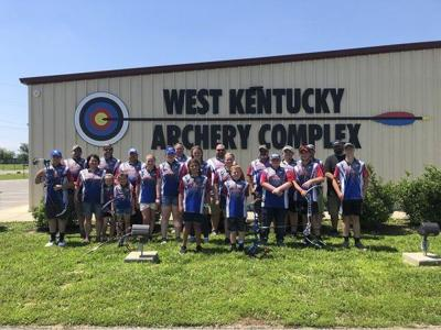 MAKING AN IMPACT: <span>Impact Archery Middle School youth archery team completes the Kentucky S3DA 'Triple Crown' of State Championships</span>