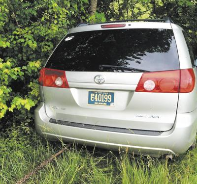 POLICE ROUNDUP: Man jailed after crash in state trooper's