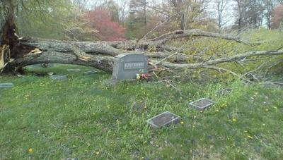 High winds leave damage across Tri-County