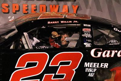 Danny Willis Jr. has been happy with the results of his season so far.