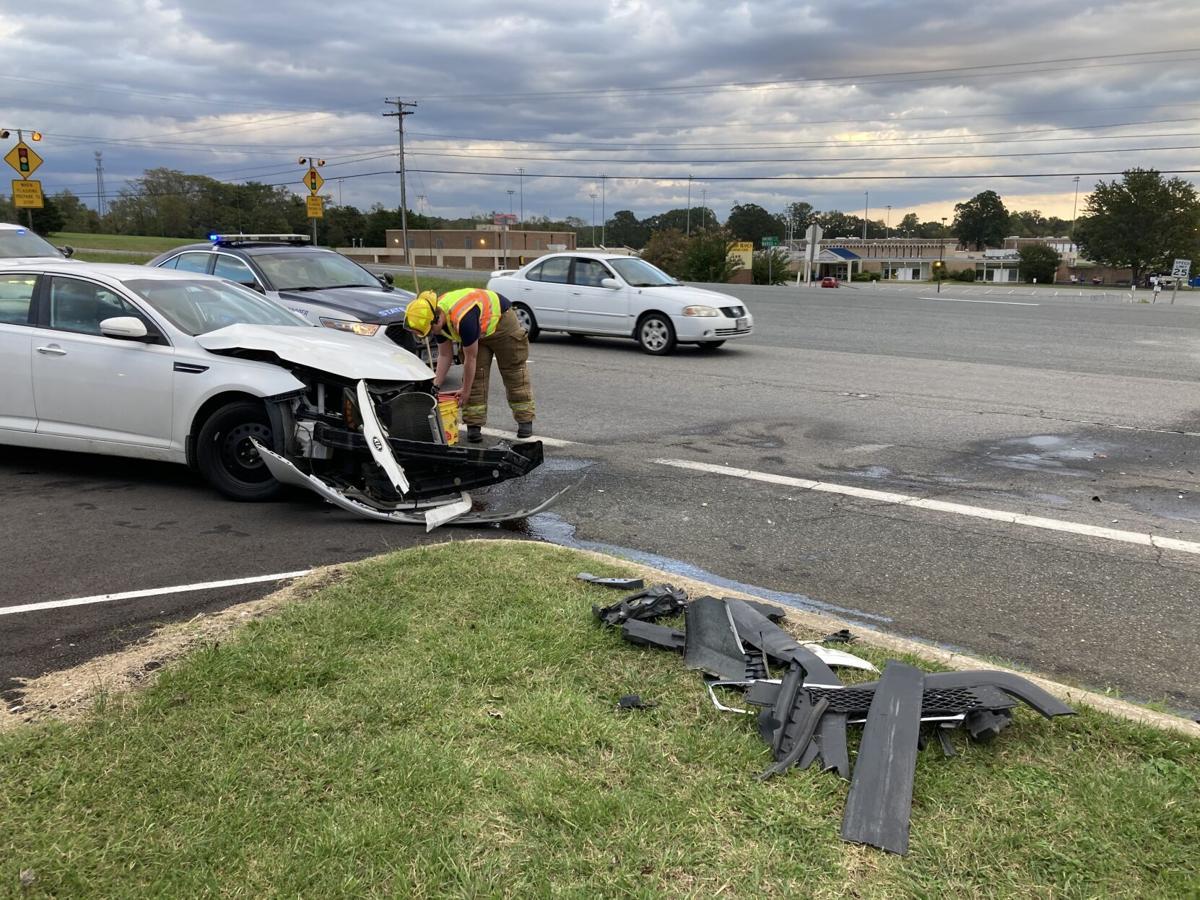 Vehicles wreck 1