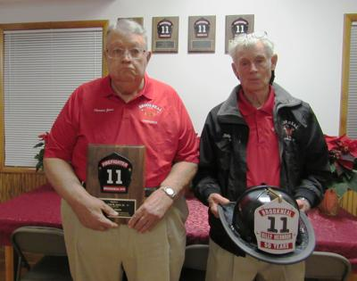 Jones and Herndon recognized at dinner