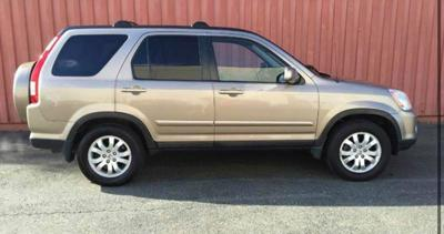 CAMPBELL COUNTY SHERIFF'S OFFICE REQUESTS CITIZEN ASSISTANCE IN LOCATING STOLEN VEHICLE