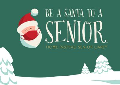 Be a Santa to a Senior program