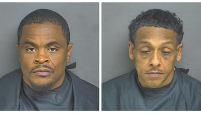 Two arrested in home invasion, theft case