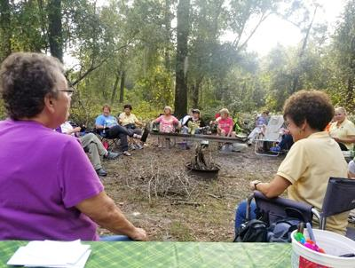Girl Scouts relive youth at Camp Wildwood