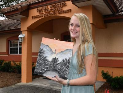 VHS students win art contest