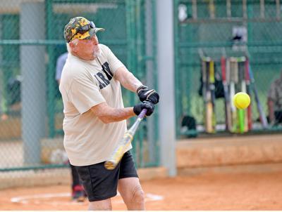 Navy, Army Win Veterans Softball Championships