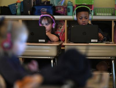 VCS, Sumter lead state in remote learning tech