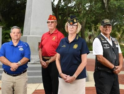 Spring brings new leadership For vets' groups