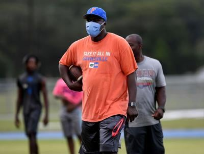 In Florida, football forges on