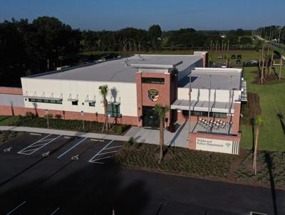 Wildwood celebrates police headquarters' 1-year anniversary