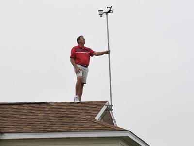 WVLG welcomes eight new weather watcher volunteers