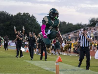 Isaac has 3 TDs as VHS rolls to victory