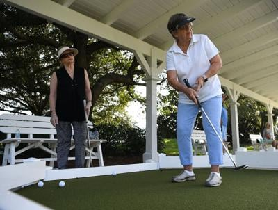 Lovewood Ladies bond over love of bocce golf