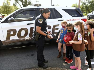 Changes earn praise for Wildwood police