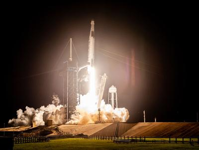 State plays key role for big year in space