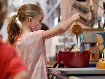 Peterbrooke Chocolatier's Day Camp off to a sweet start