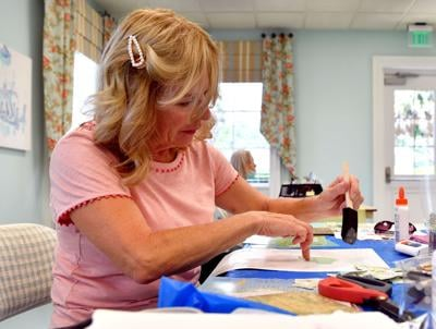 Watercolor group offers 'Splash' Of Fun