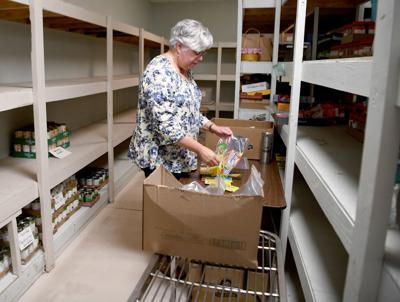 Pantries work to fight food insecurity