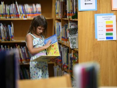 Library busy despite virus interruptions