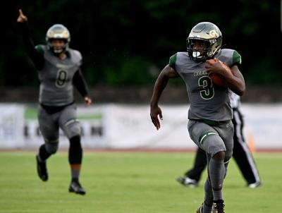 VHS offense flexes muscle in opener