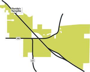 Village of Southern Oaks Map