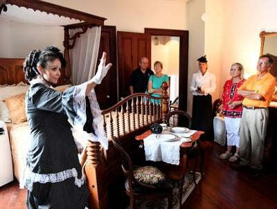 State's historic haunts conjure spooky tales