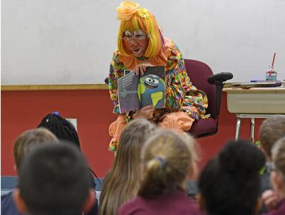 Tri-County clubs promote reading in schools