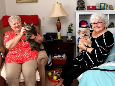 Pets brings residents together