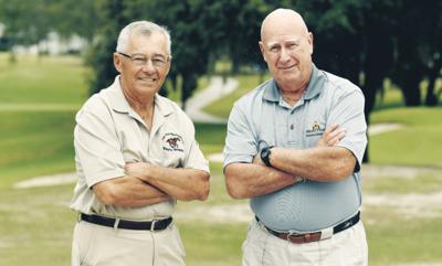 Don Weber and Jerry Regina