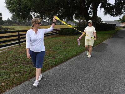 Go the distance on National Walking Day