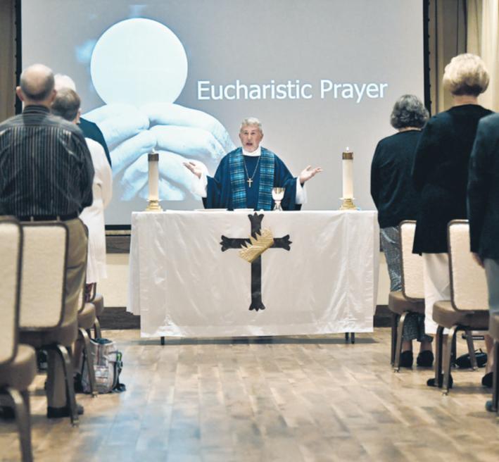 Pastor Bruce Dillman