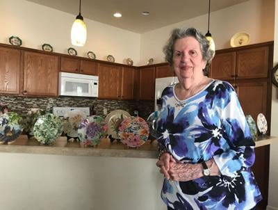 92-year-old makes most of Villages life