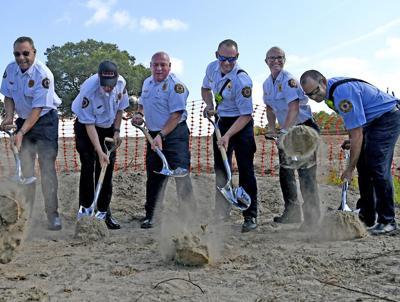 Construction begins on recreation center