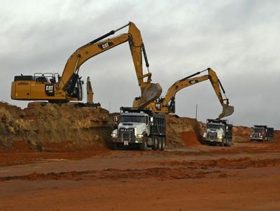 Construction jobs fuel Sumter's quick revival