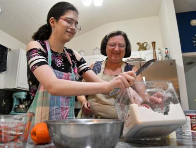Grandparents strive to bridge generation gap
