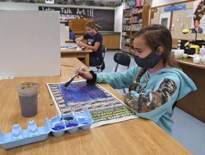 Middle school students get a jumpstart on school year