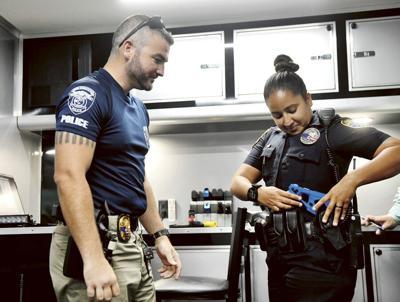 Public safety agencies earn accreditation