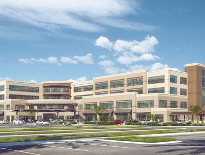 Specialists fill new center for advanced healthcare