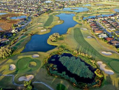 Villagers eagerly await another golf boom