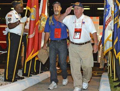 Extra touches add aura to Honor Flight